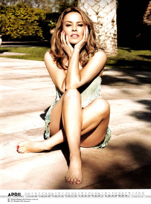 Kylie Minogue Feet 1294620