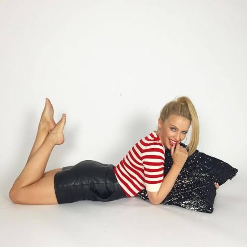 Kylie Minogue Feet 1856405