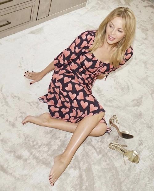 Kylie Minogue Feet 3261755