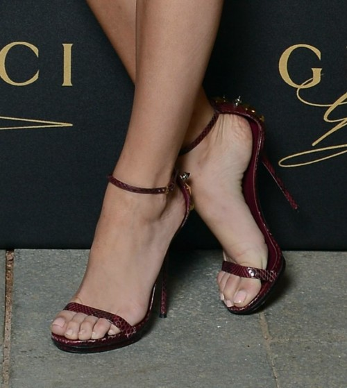 attends the Gucci Premiere Fragrance Launch at Hotel Cipriani on September 1, 2012 in Venice, Italy.