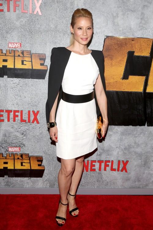 New York City Premiere of Netflix Original Series 'Marvel's Luke Cage' Season 2, held at the Edison